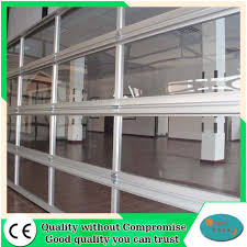 Glass Roll Up Garage Doors by Glass Panel Garage Door Glass Panel Garage Door Suppliers And