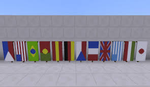 Flag Minecraft National Flags Using Banners V2 Imgur