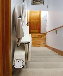live at home with stairlifts from bruno and harmar chair lifts