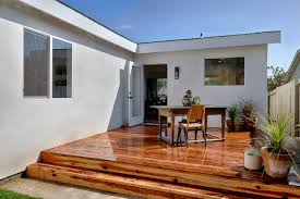 Build Small House How Much Does It Cost To Build A Deck Diy