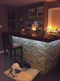kitchen room magnificent simple basement bar ideas l shaped bar