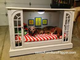 Dog Beds Made Out Of End Tables Designer Dog Beds And Furniture Superfine Dog Bed By Italian