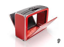 koffer design henk high end koffer spark design innovation