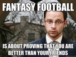 Fantasy Football Meme - 5 winning fantasy football tips maxim