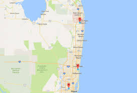 Map Of Florida Airports Fly To The Palm Beaches The Palm Beaches Florida
