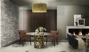 modern centerpieces for dining table modern decor ideas match with top glass dining tables