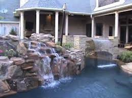 Backyard Pool With Lazy River Pool Tour Texas Residential Lazy River Design Concepts Youtube