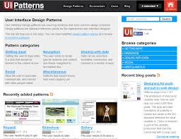 application ui design 10 great for ui design patterns interaction design foundation