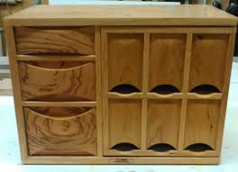tea cabinets ke miner woodworking llc the height of my tea cabinets is 13 inches to be sure they fit under upper kitchen cabinets