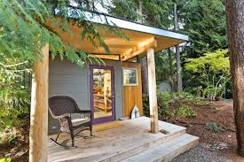 photo 6 of 9 in 8 tiny sheds and studios used as home offices or