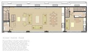 loft style floor plans apartment plan loft vine street studios 1st floor coloured plans