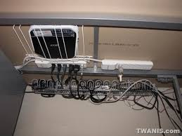 how to cable manage a desk wire management hell the 7th layer solved systems
