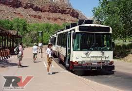 Utah travel buses images Utah canyons rv destinations rv magazine jpg
