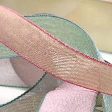 organdy ribbon chambray organdy ribbon 12 moonlight blue ribbons