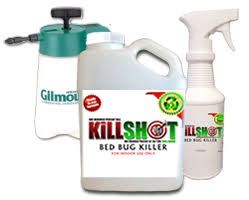 Bed Bug Sprays Killshot Bed Bug Eradication Kit Scientific Environmental Products