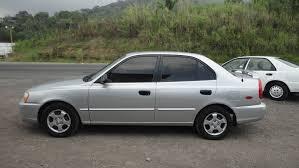 hyundai accent 2001 tire size 2001 hyundai accent specs and photots rage garage