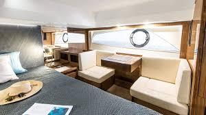 Boat Interior Refurbishment Sealine C530 Yacht Interior Design New Yacht Interiors