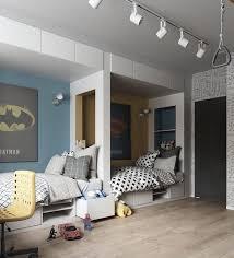 amenager une chambre avec 2 lits les 110 meilleures images du tableau chambre enfants mixte sur