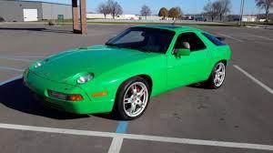 v8 porsche 911 for sale 1989 porsche 928 s4 gas monkey green 82 83 84 85 86 87 88 90 911