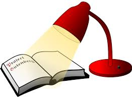 reading light for books clip book clipart free graphics of books