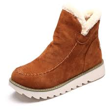 totes s winter boots size 11 designer big size color warm fur lining winter ankle