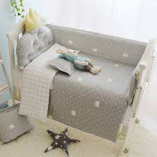 Bedding Set Crib Prince Baby Boy Bedding Crib Set Infant Protector Bedding