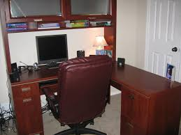 Staples Computer Desk With Hutch by Executive Staples L Shaped Desk All About House Design Very