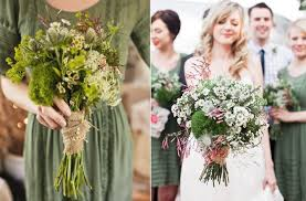 fall bridal bouquets fall bridal bouquets suggested by oh lovely day green burlap