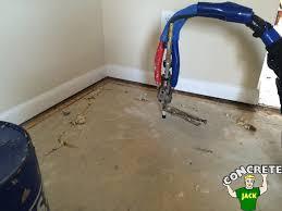 basement floor repair basements ideas