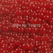 Vase Fillers Balls Jelly Lollipop Picture More Detailed Picture About 500g Red