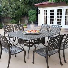 Patio Dining Chairs by 9 Piece Patio Dining Set Ove Decors Calais 9piece Outdoor Dining