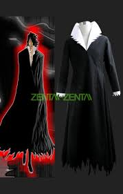 Bleach Halloween Costumes Bleach Zangetsu Men U0027s Cosplay Costume