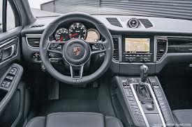 macan porsche interior 2015 macan turbo porsche u0027s mighty suv horsepower online