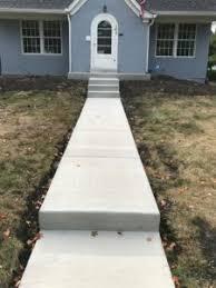 concrete steps porch repair replace resurface in wheaton glen