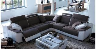 mobilier de canapé cuir charmant mobilier de canape cuir 4 canap233 salon dangle