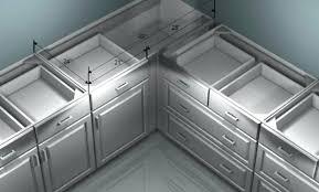 Blind Kitchen Cabinet Ikea Blind Corner Cabinet Corner Kitchen Cabinet Dimensions