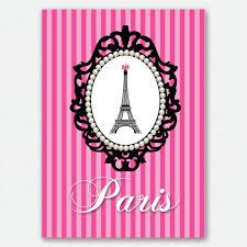 pink stripped paris themed parisian baby shower 1st birthday