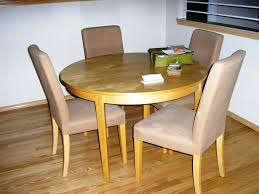 Round Kitchen Table by Kitchen Table Chairs How To Choose The Right Ones Michalski Design