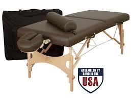 oakworks electric massage table buy oakworks nova portable massage table packages online