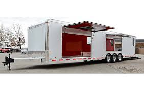 Cargo Trailer Awning Show Car Hauler 1 Rc Trailers