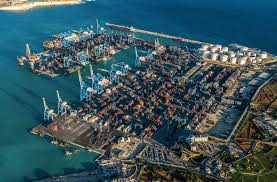 the bahamas pm supports freeport container port development