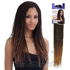 micro crochet hair freetress synthetic hair crochet braids micro senegalese twist