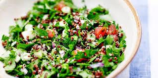 libanais cuisine taboulé libanais quinoa facile et pas cher recette sur cuisine