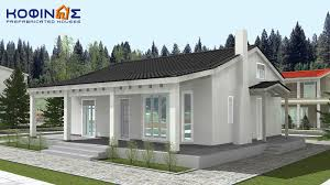 Modern One Story House by Modern One Story Home House Small Building Plans Online 79094
