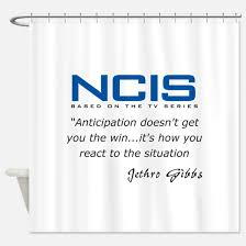 Shower Curtains With Quotes Ncis Quotes Shower Curtains Cafepress