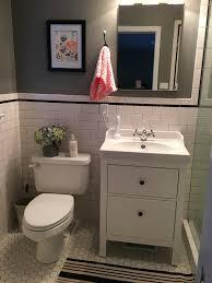 Maple Bathroom Vanity by Scott Living Canterbury White Undermount Single Sink Bathroom