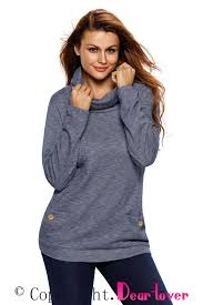 longer on top and cot over the ears haircuts wholesale navy new season essential long sleeve top