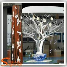 White Decorative Branches Indoor Decorative Artificial White Dry Tree Branches Wt13