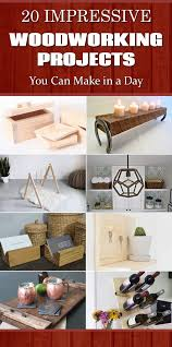 Easy Woodworking Projects For Beginners by The 25 Best Easy Woodworking Projects Ideas On Pinterest Wood