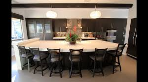 kitchen island with cabinets and seating large ideas maxresdefault